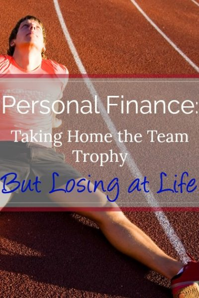 How to win at personal finance