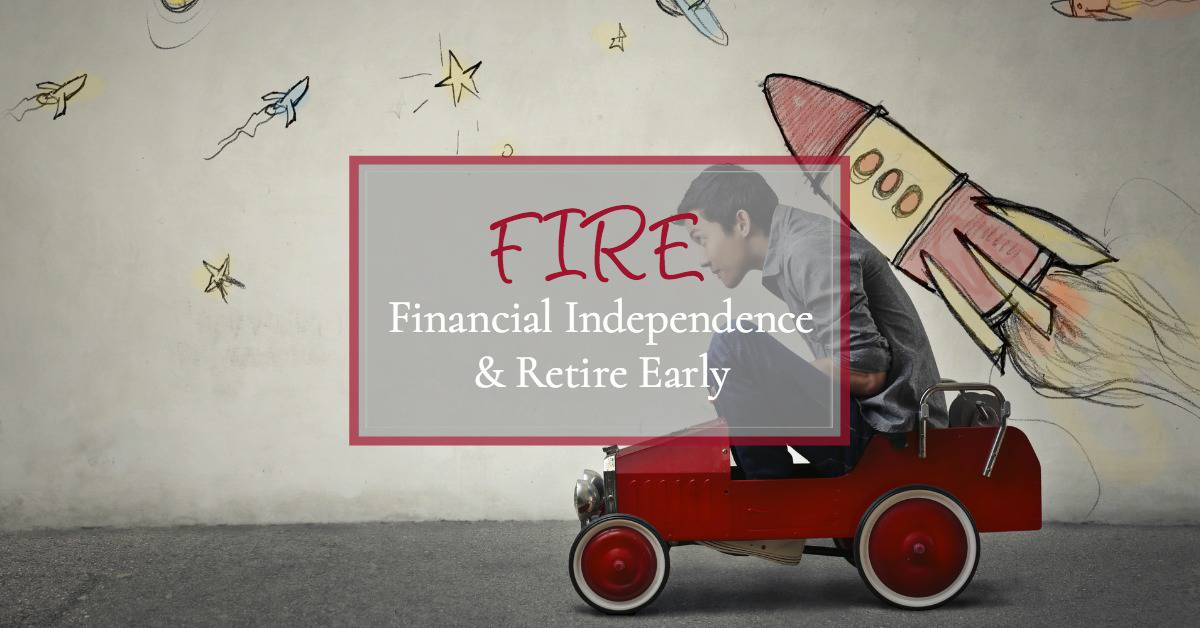 FIRE! Financial Independence and Retire Early | Stepping