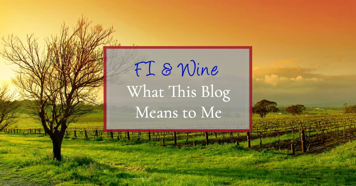 About FI & Wine Blog