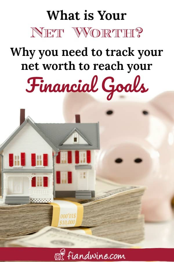 Learn why it is so important to know your net worth when you are paying of debt or saving money. Wealth Building | Personal Finance | Save Money | Budget | Financial Goals | Keys to wealth building