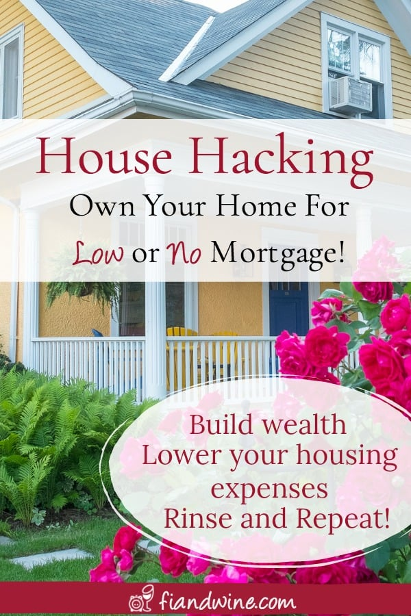 How to save hundreds on your mortgage with house hacking! Pay Off Your Mortgage | Real Estate Investing | Save Money | Wealth Building