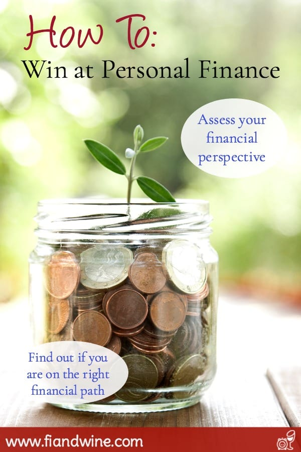 Assess your financial future