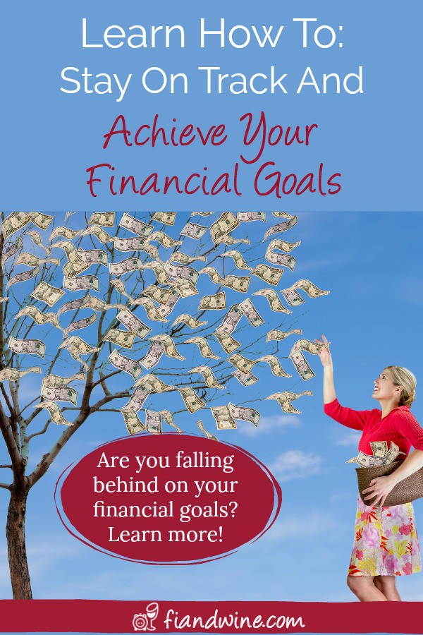Do you need some extra motivation to keep working on your financial goals? Learn the simple tips to stay on track and finally payoff that debt or reach your savings goals. Personal Finance | Payoff Debt | Save Money | Financial Goals | Financial Success | Motivation