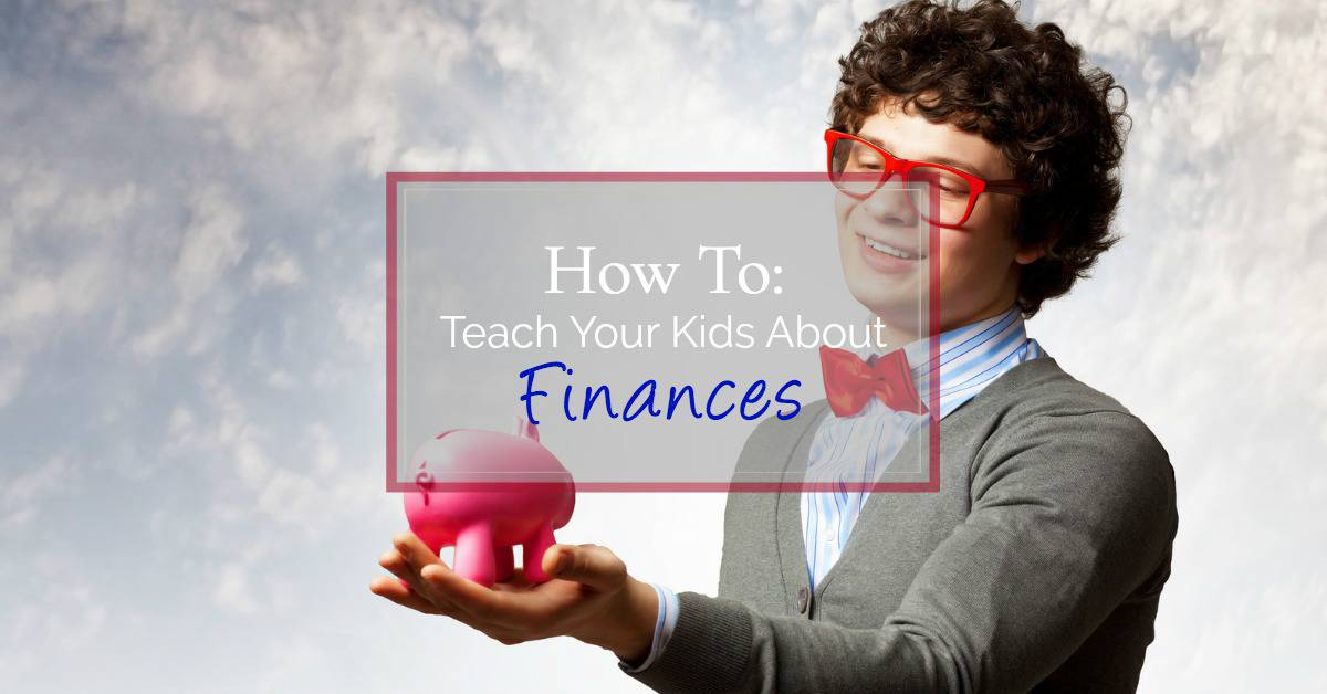 Don't let your kids learn about finances the hard way! Learn how you can start teaching your child about personal finance and money management today.