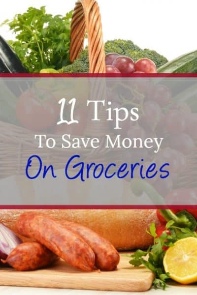 Save more money every month by cutting back on one of your top expenses, groceries! Easy steps to save more, without coupons or changing what you buy!