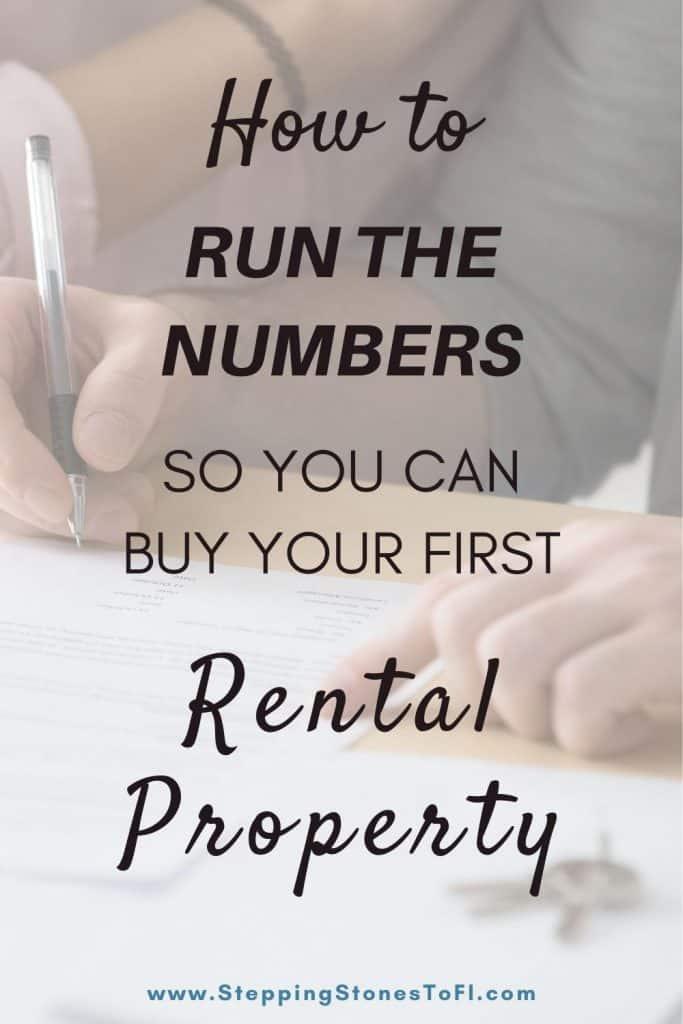 Long Pinterest Pin Analyze Rental Property