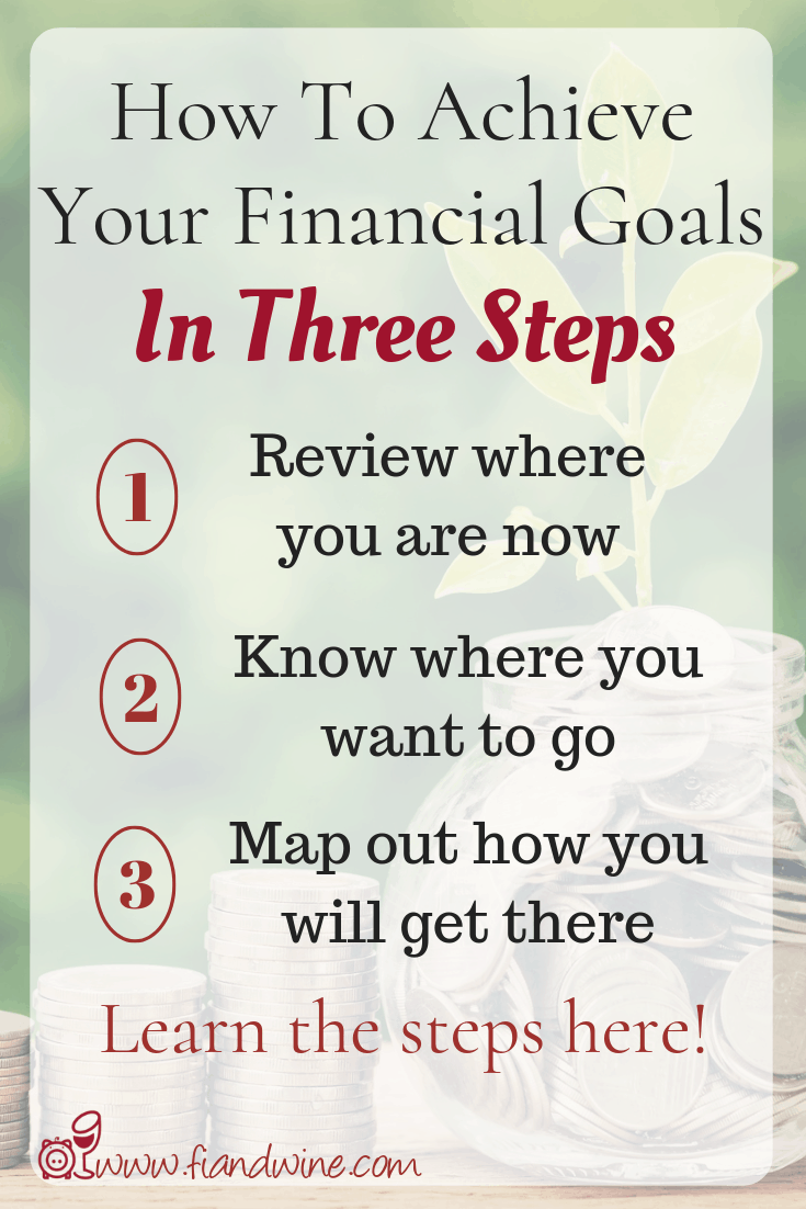 Is it taking forever to reach your financial goals? Maybe it's paying off debt or saving for something special, there are some important steps you need to take to succeed. Learn the details of each step and start making progress today! Goal Setting | Save Money | Personal Finance | Money Management | Debt Payoff #debtfree #debtpayoff #financialindependence