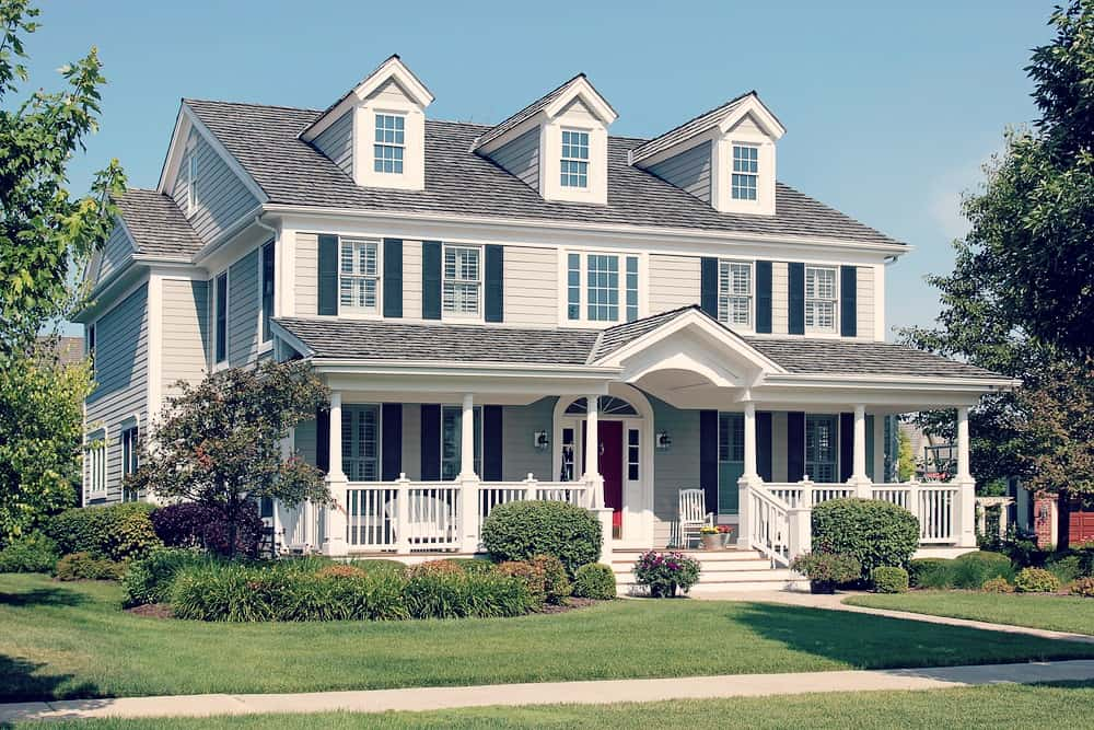 Save money on housing by not stretching your budget and being tempted to buy more house than you need.