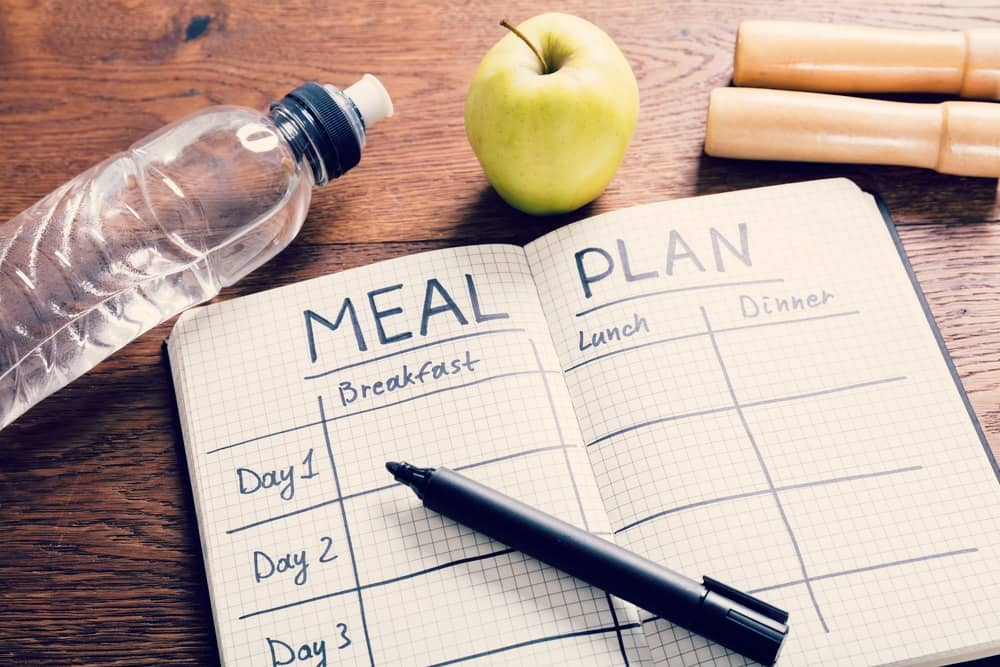 Add meal planning to save more money