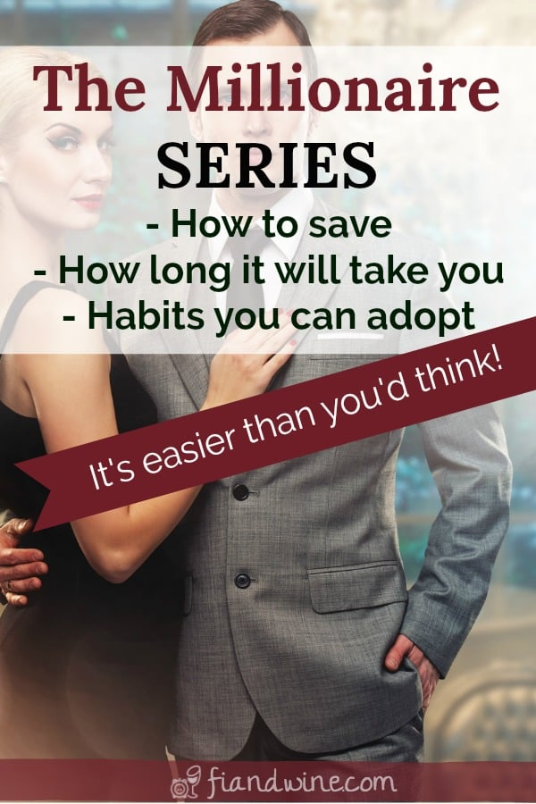 Wealthy stylish couple - learn the common traits of millionaires and what the average millionaire really looks like