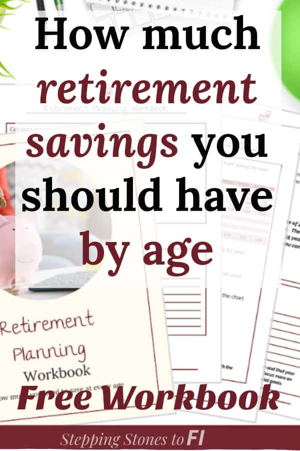 This Is What Your Retirement Savings By Age Needs To Be | Stepping