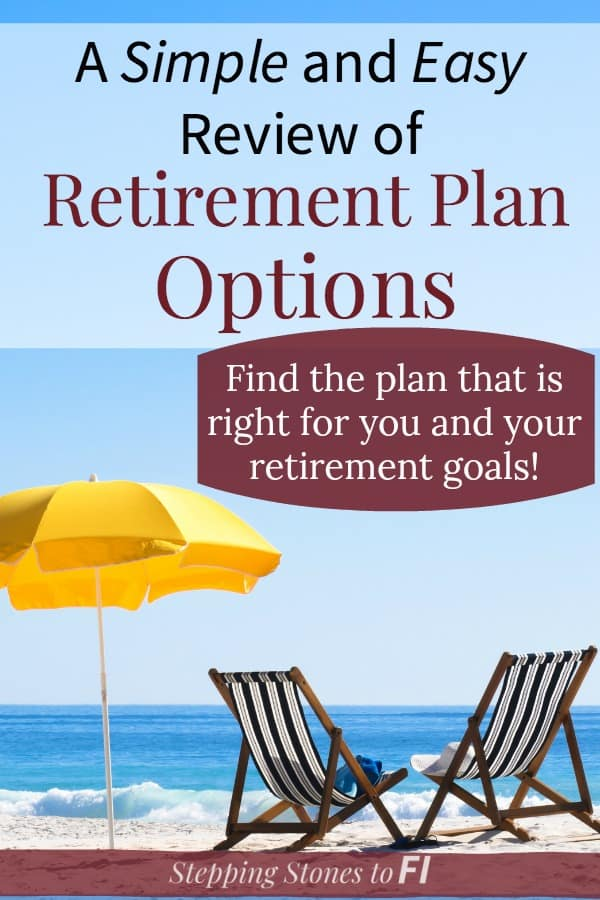 Overwhelmed by all the different retirement plans out there? Learn the real differences between 401(k), 403(b), IRA, ROTH IRA, and SEP IRA retirement plans. And most importantly, learn which is a good fit for you! Retirement Planning | Wealth Building | Save Money | Single Mom Finance | Financial Freedom | Financial Independence | Financial Goals #money #freedom #earlyretirement