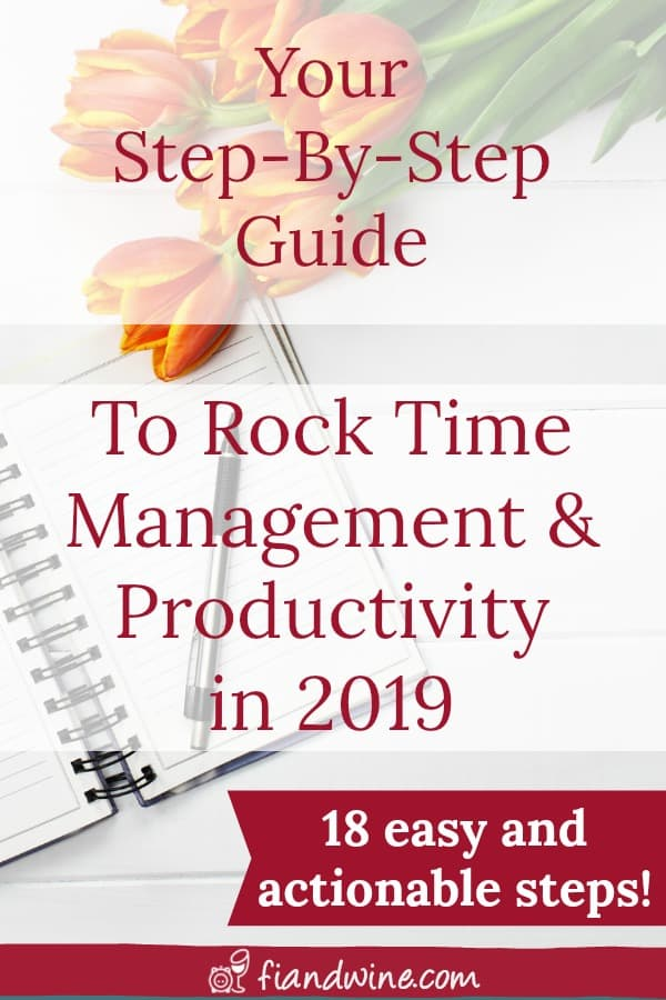 Let this be the year that you rock you New Year's Resolutions and see the progress and change that you want in your life! Use these easy-to-follow steps to tackle your resolutions and make progress. These are the same steps I use to accomplish my goals as a single mom by planning my day and improving my time management and productivity skills. Time Management | Personal Finance | Single Mom | Goal Setting | #singlemom #newyearsresolution