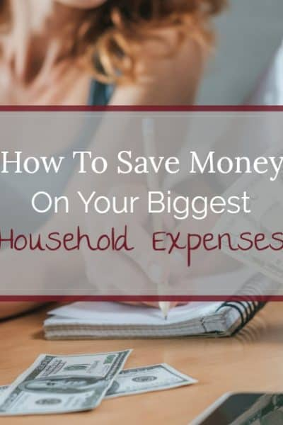 Learn how to save more money by focusing on your biggest household expenses. Here are practical ways to cut back spending on your top 4 budget categories.